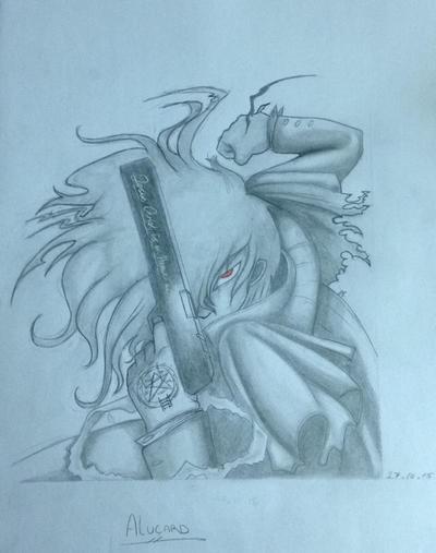 Alucard  by DjFawkx