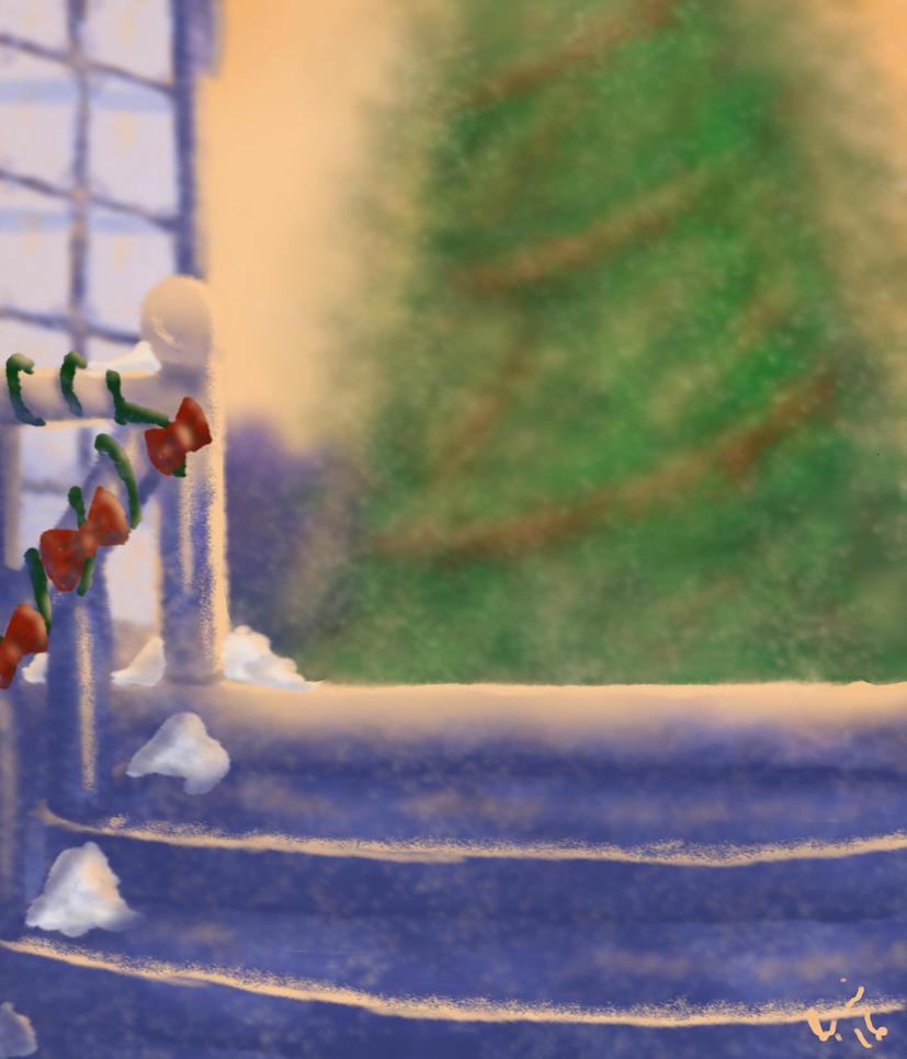 Merry Christmas by fantasynovelreader