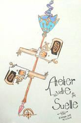 Day 19: Atelier Lydie 'n Suelle by snowsparklegems