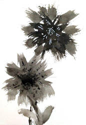 Ink Flower - 2