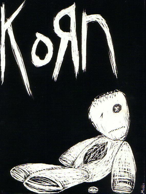 Korn  Tour T Shirt