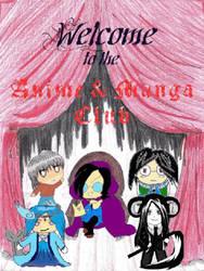 GAMC Yearbook Art 2008-09 by AIRanimechiic