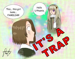 APH - Russian Trap by AIRanimechiic