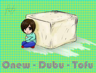 Dubu and Tofu by AIRanimechiic