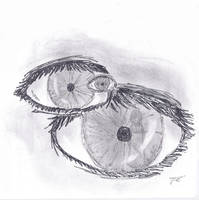 Natural - Monochrome Vision by AIRanimechiic