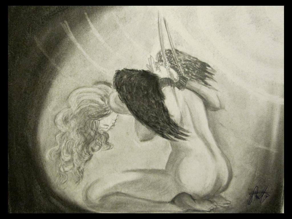Winged by AIRanimechiic