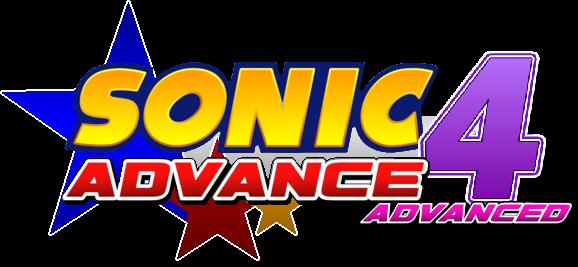 Sonic Advance 4 Advanced Logo
