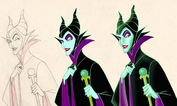 Maleficent by disneyfreak19 on DeviantArt