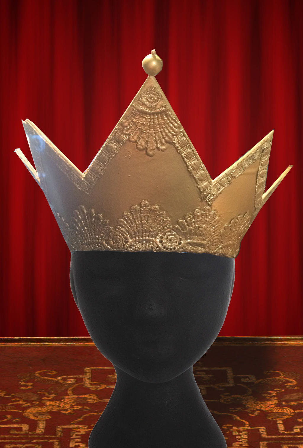 Evil Queen Crown by disneyfreak19 on DeviantArt