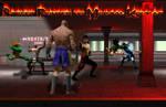 Mortal Kombat vs StreetFighter