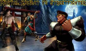 MK vs SF by LordKrogoth