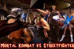 MK vs SF no.2