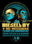 Dieselboy Poster :: Jan 2008