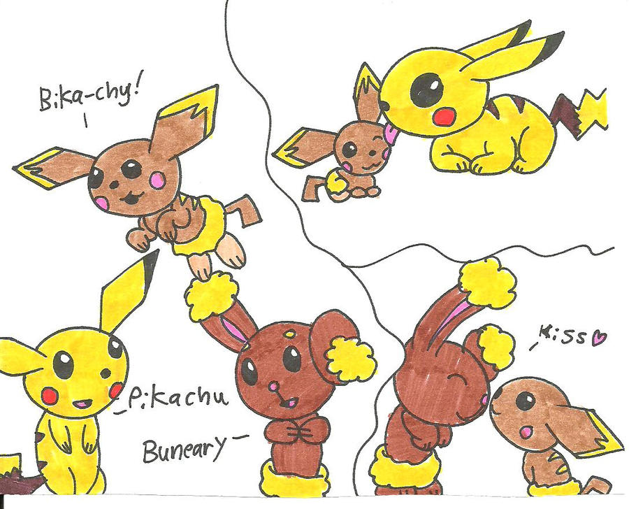 A Cross Pokemon Breed by cmara on DeviantArt