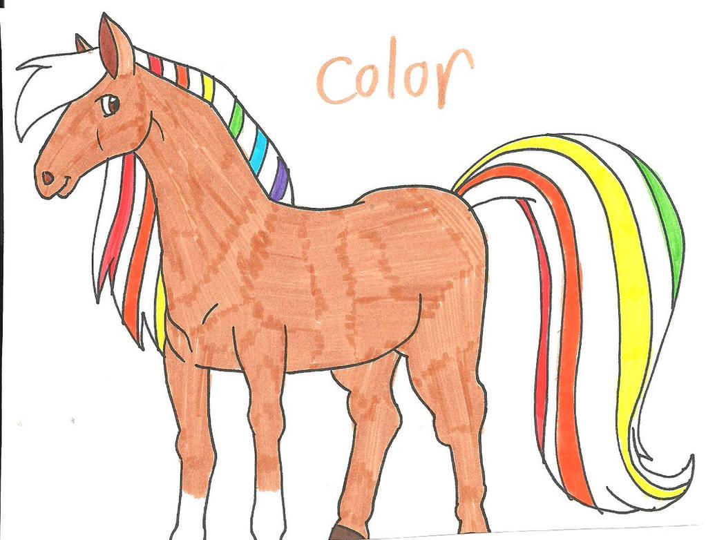 Horseland: Color by cmara on DeviantArt