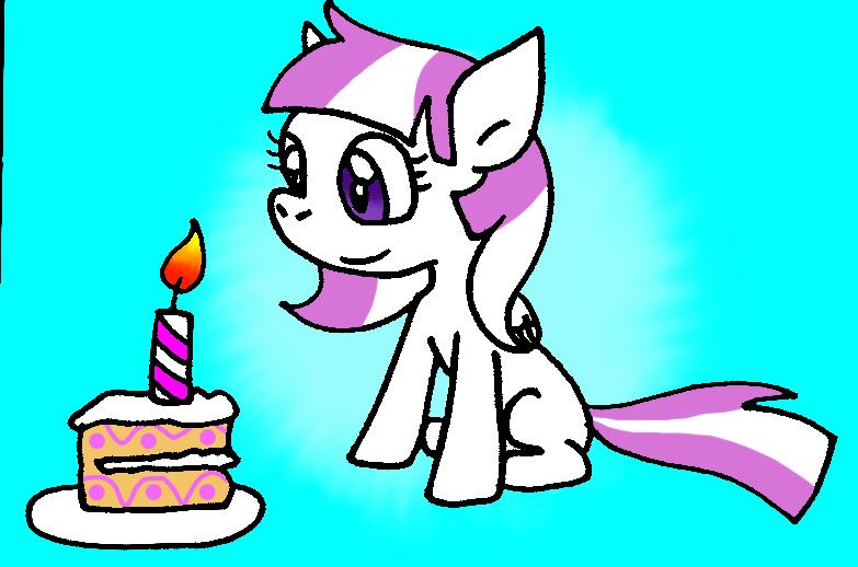 SAI: Happy birthday, h0mi3 by cmara