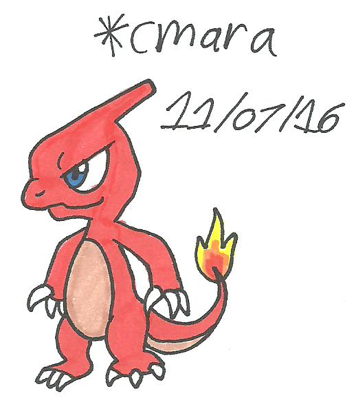 Pokemon: Charmeleon by cmara on DeviantArt