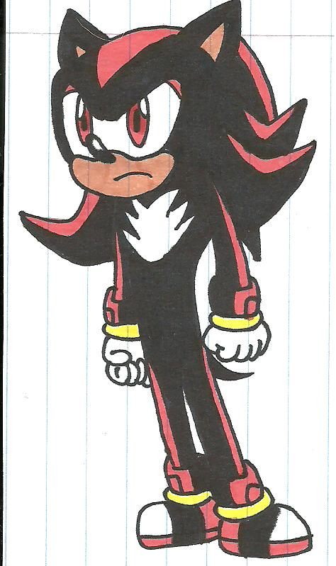 Sonic: Shadow the Hedgehog by cmara