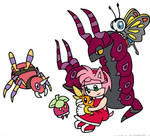 SAI: Amy and her Pokemon