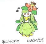 Pokemon: LIlligant