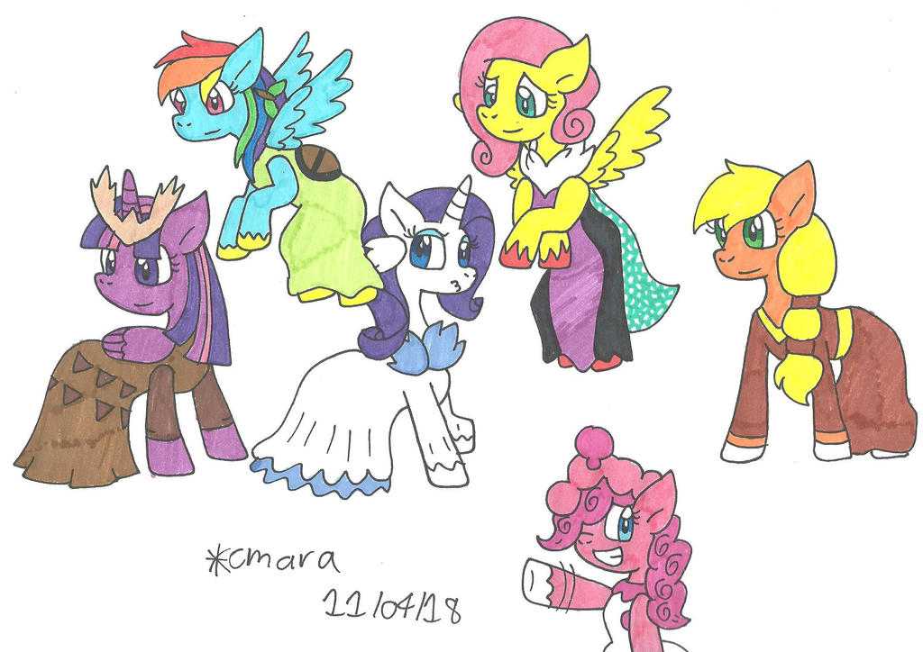 Mlp Pokemon Dress Up By Cmara On Deviantart