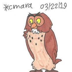 Owl by cmara