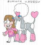 'We both got hearts, see?' by cmara