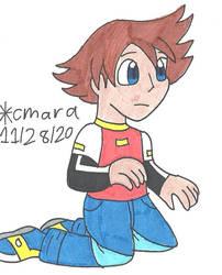 'I want to help, too.' by cmara
