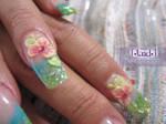 [-knd-] Caribbean Flowers