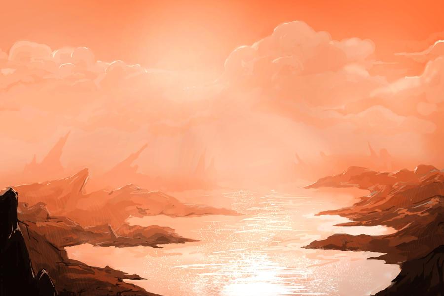 Life On Mars by mf-jeff