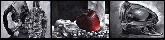 Acrylics by mf-jeff