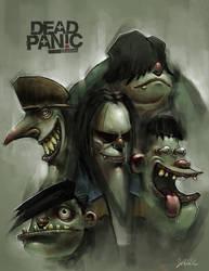 Gangreen Gang by mf-jeff