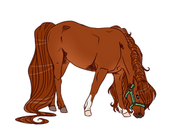 Horse Adopt 134 - Sold by Miss-Adopts