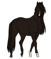 Horse Adopt 144 - Sold by Miss-Adopts