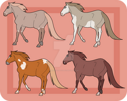 SSOTC Mare Designs - All Sold