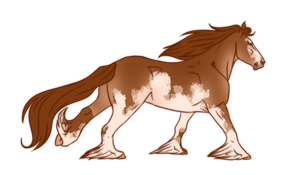 Horse Adopt 153 - Sold by Miss-Adopts