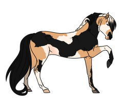 Horse Adopt 186 - Sold by Miss-Adopts