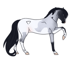 Horse Adopt 200 - Sold by Miss-Adopts