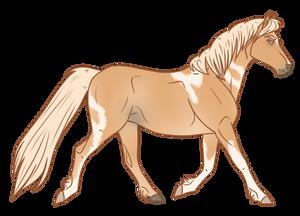 Horse Adopt 311 - Sold