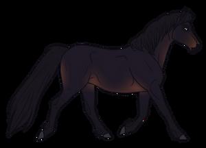 Horse Adopt 312 - Sold