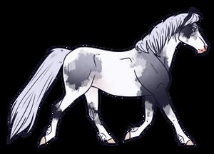 Horse Adopt 313 - Sold