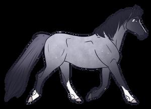 Horse Adopt 314 - Sold