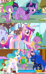 Spike gets ALL the Princesses in Season 5