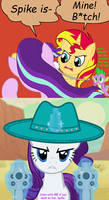 choose wisely, Spike by Titanium-dats-me