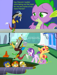 in Ponyville, no waifu thief is safe from Discord