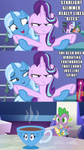 Trixie knows all of your secrets, Ms. Glimmer