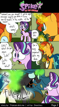 Spike to the Rescue - Page 2