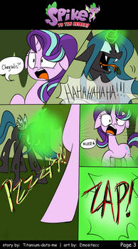 Spike to the Rescue - Page 3