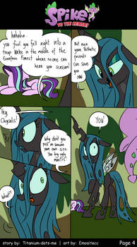 Spike to the Rescue - Page 4