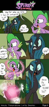 Spike to the Rescue - Page 6